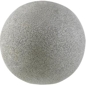 Ball Dekoration aus Fiberglas